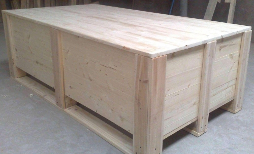 木箱如何实现防水功能?