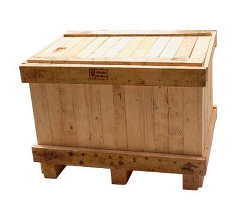全封闭实木木箱      长沙木箱