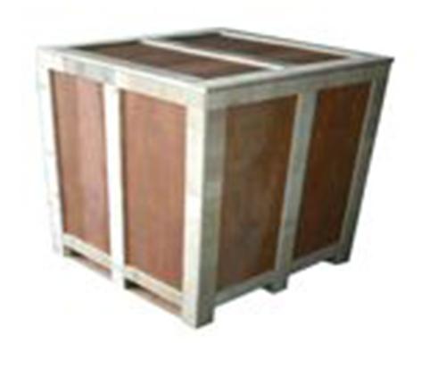 实木包边木箱        长沙木箱